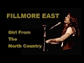 """LEON RUSSELL  -  Girl From The North Country  """" FILLMORE EAST """""""