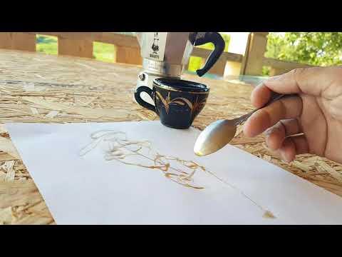 Скетчинг. Утренний скетчинг кофе и чайной ложкой в Коммунаре  - рисую фигуру ?✒️ Эдуард Кичигин