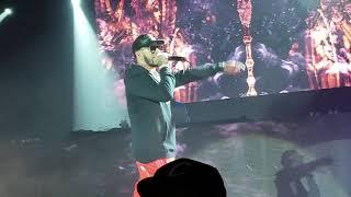 Anuel - Ayer ( En Vivo ) Real Hasta La Muerte Tour 2018