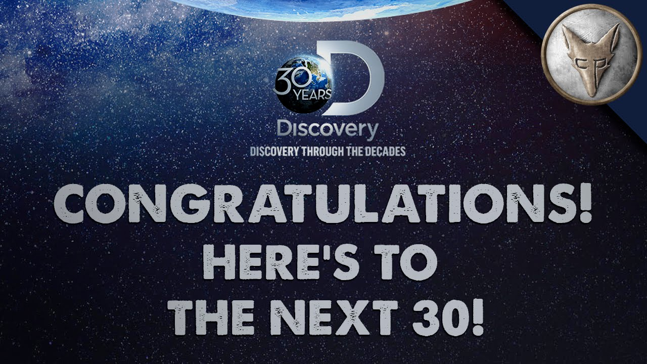 Discovery's 30th Anniversary!