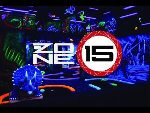Zone 15 Laser Tag Mini Putt Montr 233 Al Laval Youtube