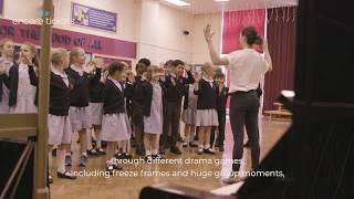Wicked UK + Encore | How Access To Theatre & Drama Help Children's Social & Academic Development
