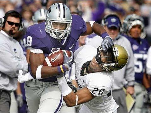Kansas State Running Back Daniel Thomas