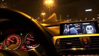 Mini pomiar spalania BMW 320 GT na odcinku 14 km.