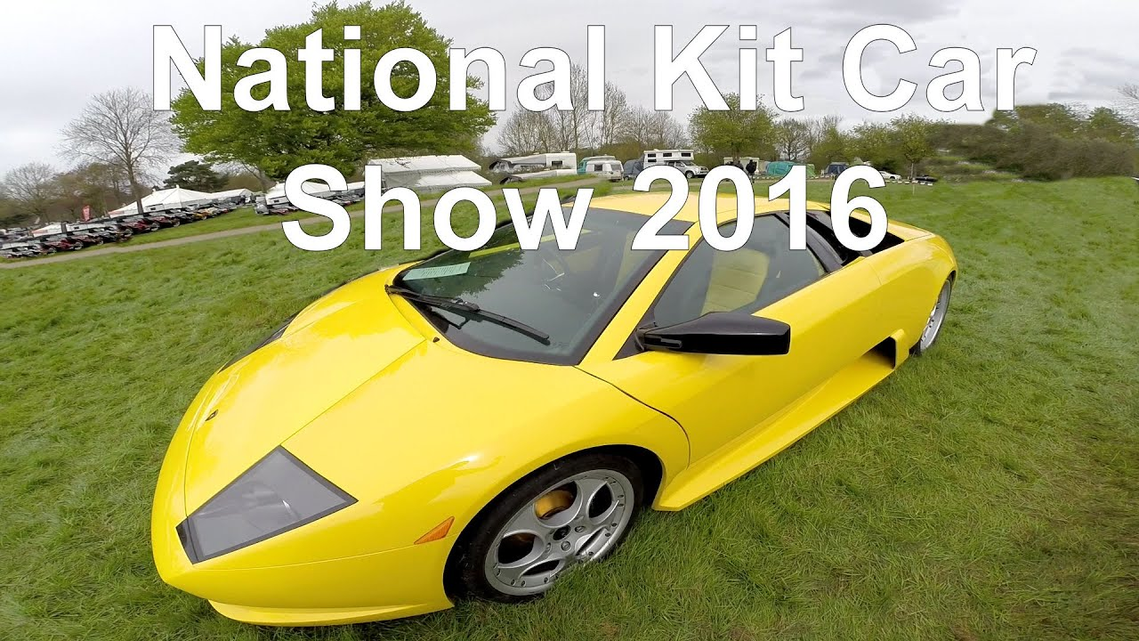 National Kit Car Show Stoneleigh Supercar Heaven