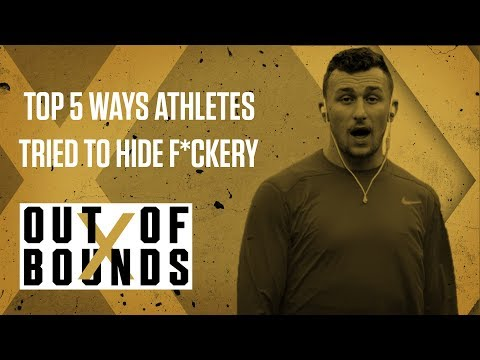 The Top 5 Ways Athletes Have Tried to Hide F*ckery | Out of Bounds
