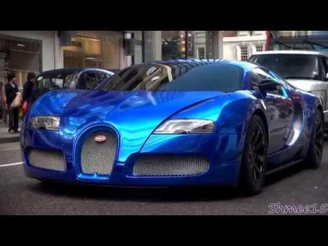 ТОП 10 Малоизвестных Фактов о Bugatti Veyron
