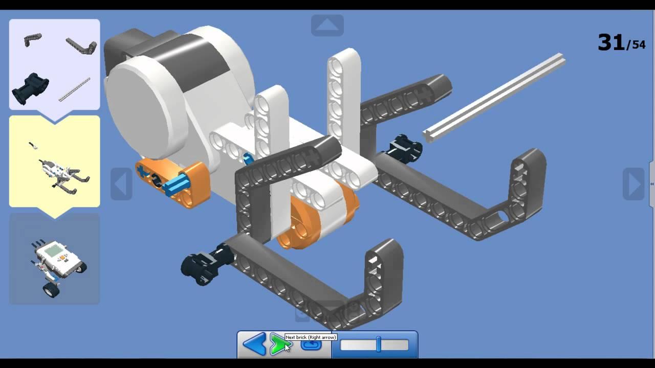 Video Construcción Robot Reciclando Ando
