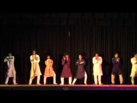 MC Day - Final act - Bollywood