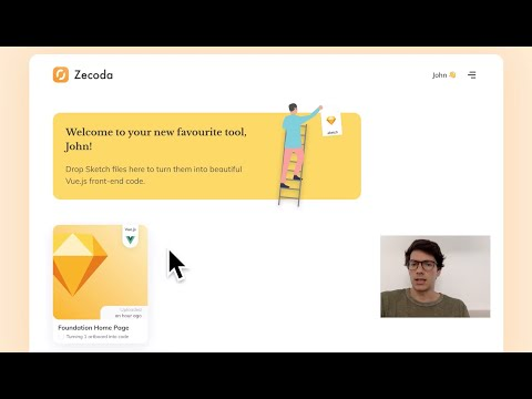 Turn Sketch files into front-end code automatically | Zecoda