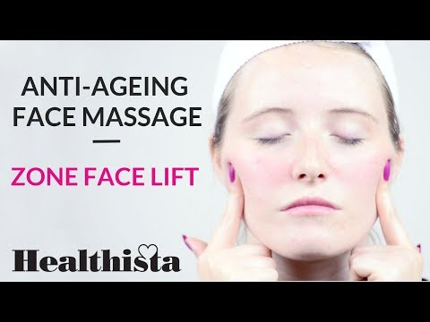 Anti-Ageing Face Massage with Reflexology | Zone Face Lift