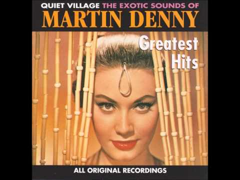 MARTIN DENNY A Taste Of Honey