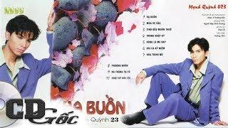 CD MẠNH QUỲNH 23 - Hạ Buồn - Nhạc Vàng Xưa Hay Nhất Thập niên 90 (NĐBD)