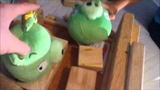 Angry Birds Plush Movie - The Eggs