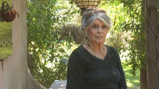 Brigitte Bardot - Soutiens pour les élections européennes 2019