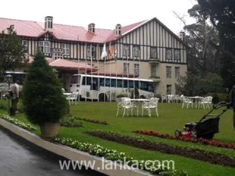 Grand hotel nuwara eliya sri lanka youtube - Grand hotel sri lanka ...