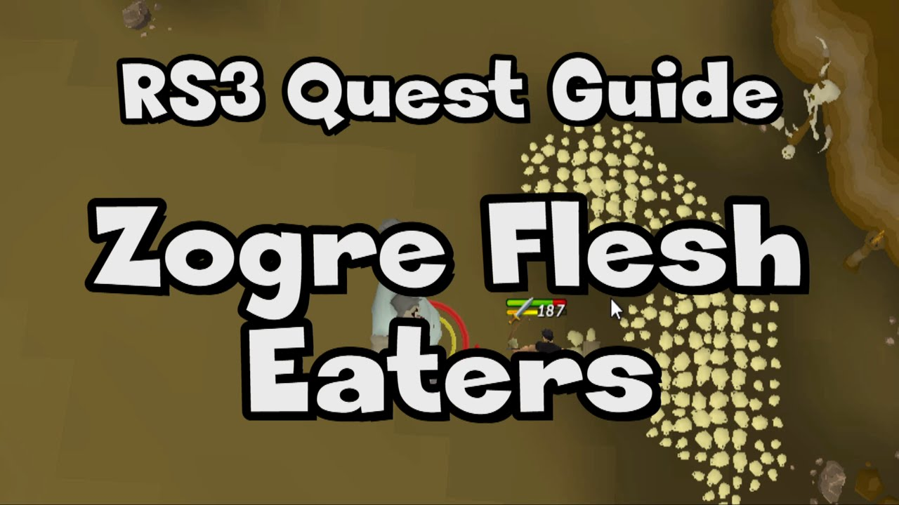 Rs3 Zogre Flesh Eaters Guide Runescape Youtube