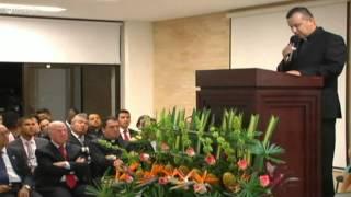 Posesión Rector de la Universidad Católica de Pereira