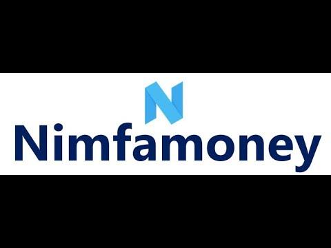 Nimfamoney: Cryptocurrency lending platform