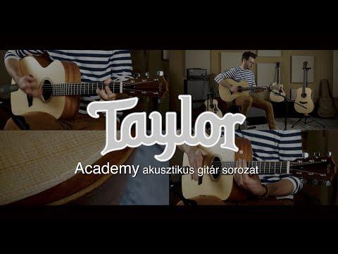 taylor-academy-akusztikus-gitár-sorozat