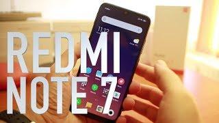 Redmi Note 7 или първият смартфон от новия Redmi бранд