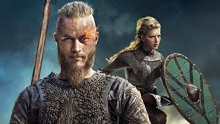Vikings - Travis Fimmel, Katheryn Winnick and Michael Hirst Season 3 Interview - Comic Con 2014
