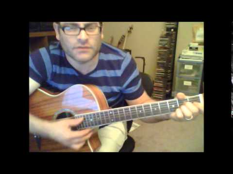 "How to play ""That's Amore"" by Dean Martin on acoustic guitar"