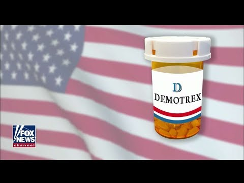 Demotrex: 'Gutfeld Show' Spoofs Medication for Dems Who Over-Promise and Under-Deliver