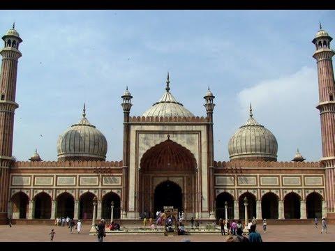 A Tourist in Delhi