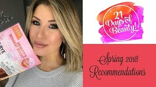 Ulta 21 Days of Beauty 2018 Recommendations! The Best Products Up to 50% OFF!