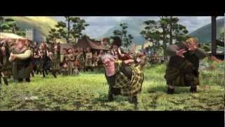 Disney/ Pixar's Brave - Exclusive Cast Interviews at the World Premiere + Official 'Brave' Trailer Thumbnail