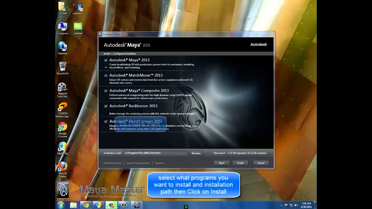 maya software free download full version for windows 7 32bit