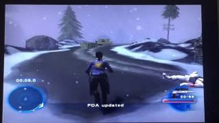 Syphon Filter Omega Strain: Destroying The Bridge/Stopping Missile (Solo)