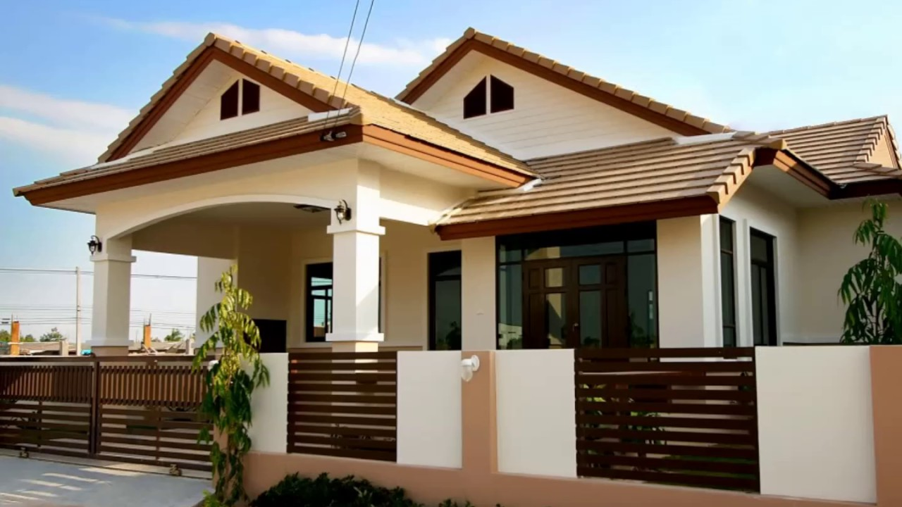 The best bungalow styles and plans in philippines youtube - What is a bungalow style home ...