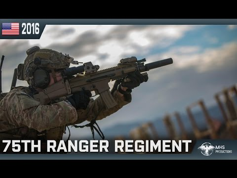 "75th Ranger Regiment | ""Sua Sponte"""