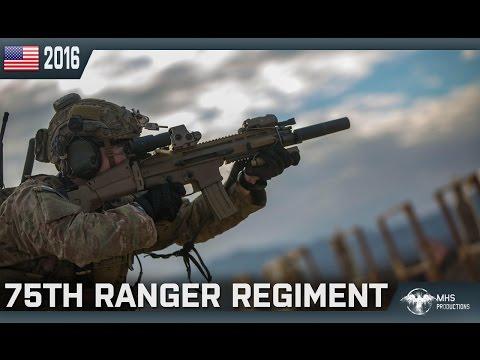 "75th Ranger Regiment | ""Sua Sponte"""