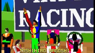 Virtua Racing - Expert Ending *Widescreen Mode*