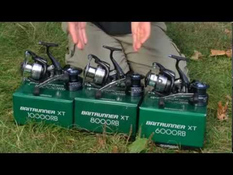 Shimano X-Aero 10000RA Baitrunner from YouTube · Duration:  2 minutes 39 seconds