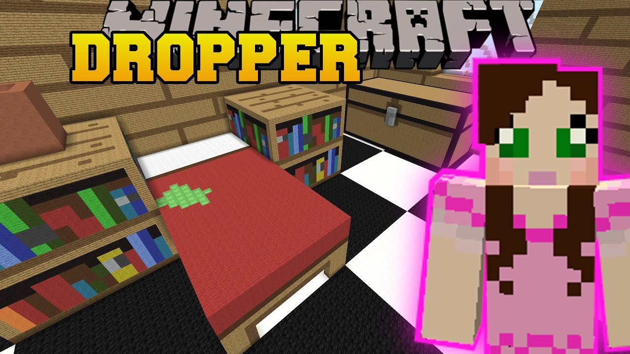 Minecraft Giant House Dropper Tallcraft Dropper