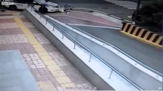 Ladrão tem ataque do coração ao ver a policia