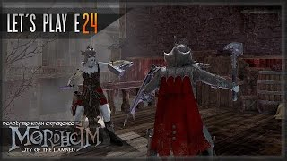 DIE in Mordheim - Undead - Let's Play E24 - [Undead]