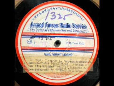 LIONEL HAMPTON LIVE 1949 Radio Broadcast AFRS