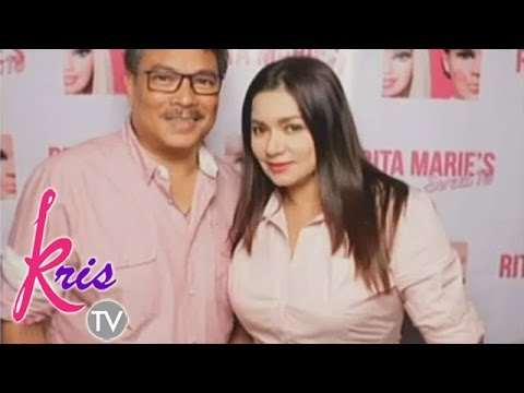 Kris TV: How did Dina and Vice Gov DV clicked as couple?