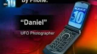 UFO Photographed in Wichita Kansas KAKE News Reports From New York