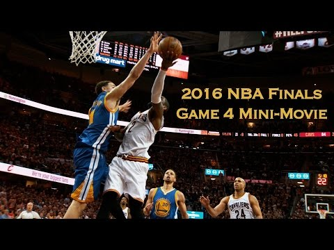 2016 NBA Finals Game 4 Mini-Movie