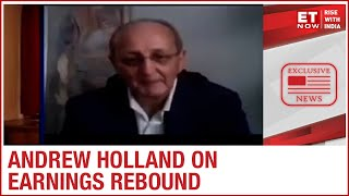 Broader Markets remain robust; Will earnings rebound? | Andrew Holland of Avendus Capital to ET Now
