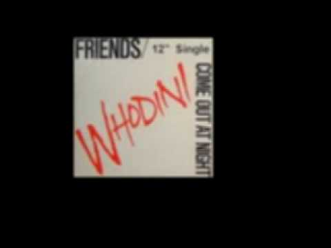 Whodini - Friends mastermix.flv