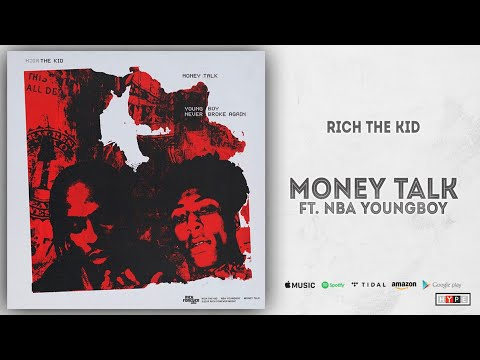 DJ Amili - Rich The Kid NBA Youngboy Money Talk New Song
