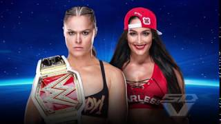 WWE Evolution First Ever All-Women's PPV Predictions and Rant
