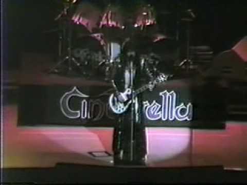 Cinderella - Nobody's Fool (live 1986) Montreal